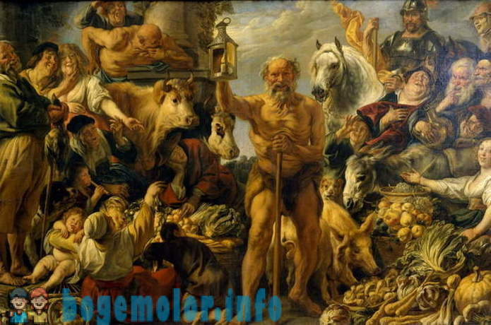 Diogenes: a crook or a philosopher?