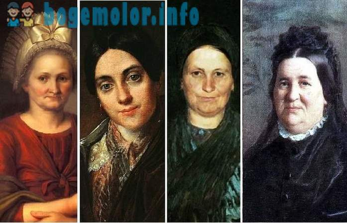 Mother of famous artists