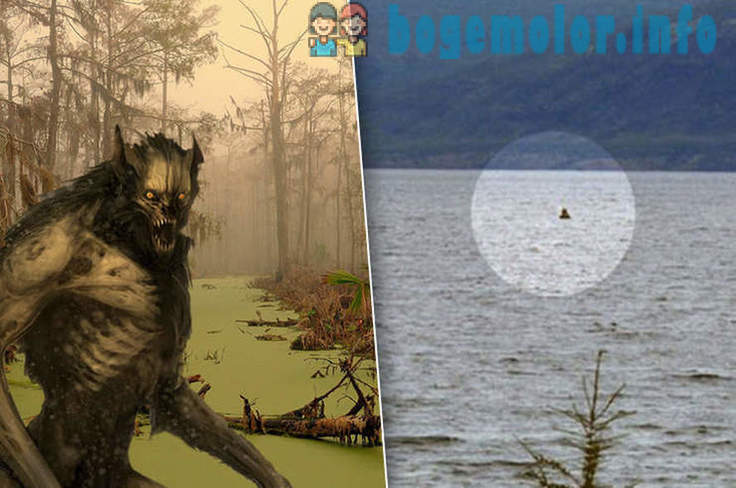 Most mysterious waters from around the world