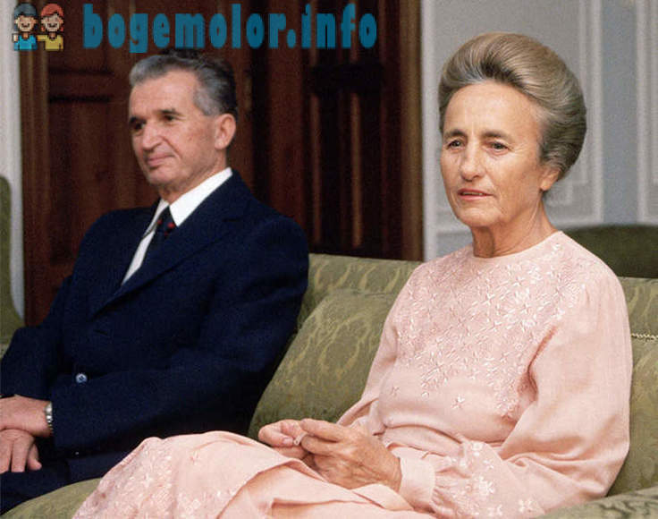 Spouses dictators of the past and their destiny