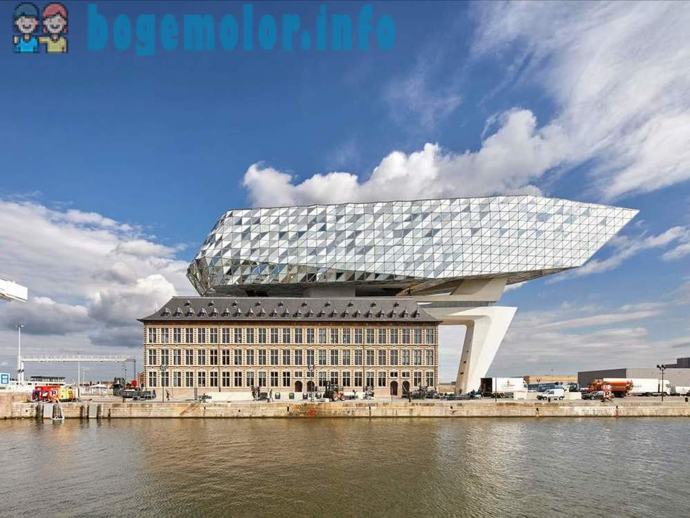 Incredible office buildings from around the world