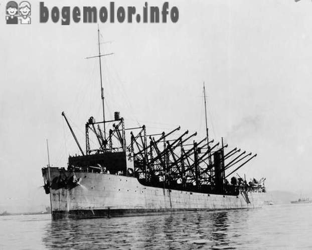 The history of the ships, which have suffered from the