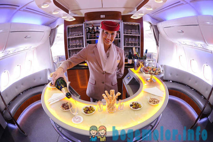 The five-star board: five airlines with the best business class