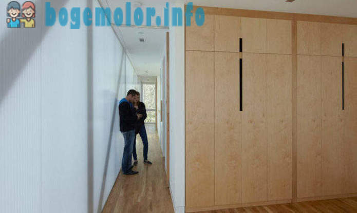 The dwelling area of ​​only 12.5 square meters. m: an excellent decision-fabricated houses