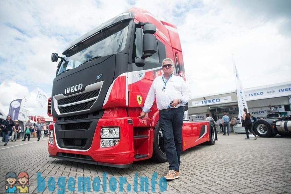 How it was Europe's largest truck festival
