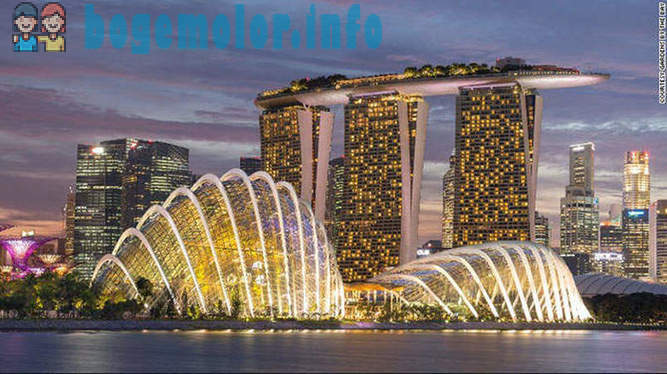 15 reasons why Singapore is the best city on Earth