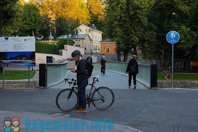 Finnish Turku Walk