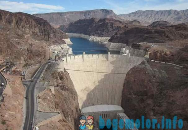 The highest dam in the world