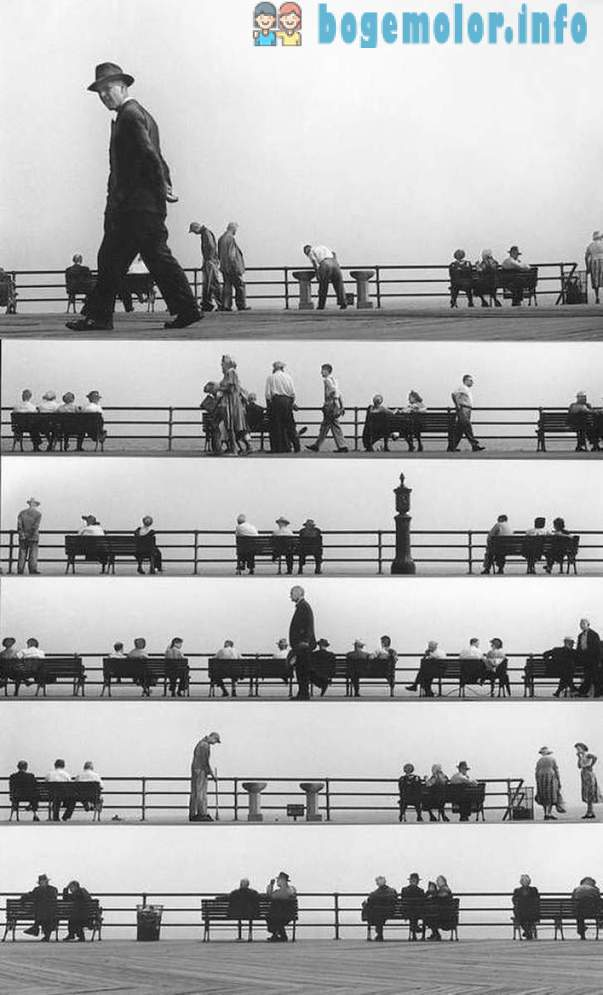 The living legend of street photography - Harold Feinstein