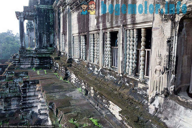 Tours of the grand temples of Cambodia