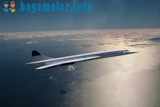 10 years without a Concorde