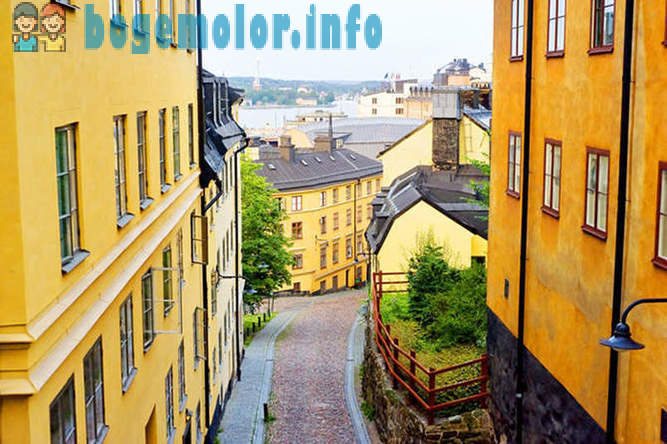 Top 10 attractions of Stockholm