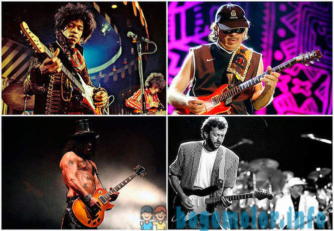 20 best guitarists in modern music history