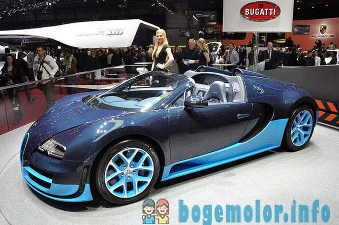 Geneva Motor Show 2012 - production cars
