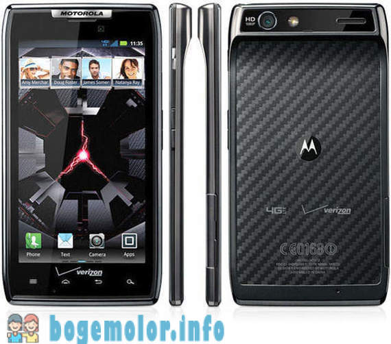 TehnoFresher - The new flagship Motorola Droid RAZR