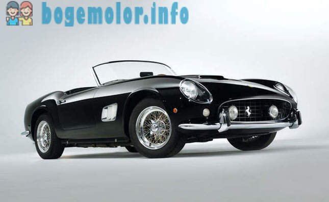 6 most expensive antique cars in the world